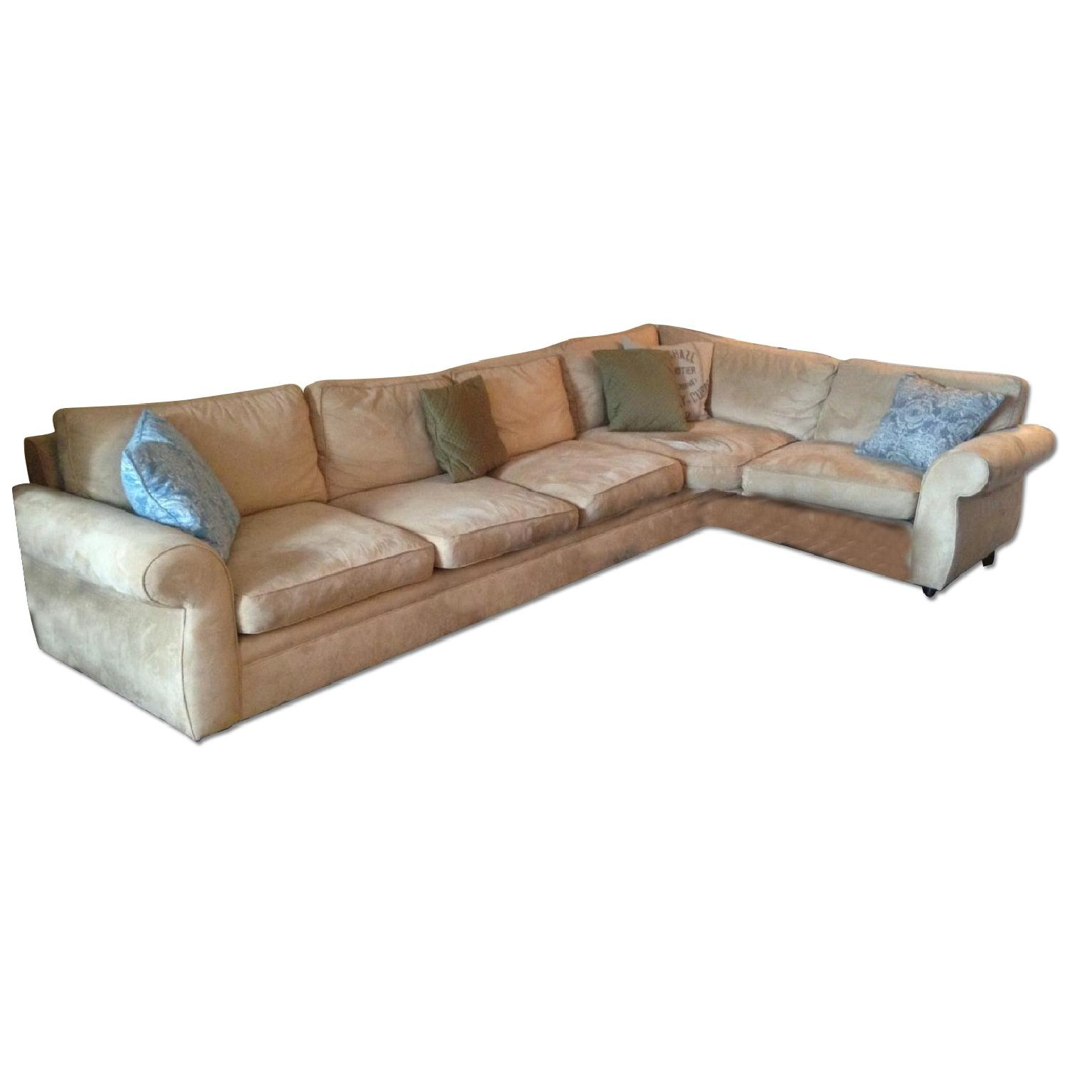 Pottery Barn Pearce Sectional Couch Aptdeco