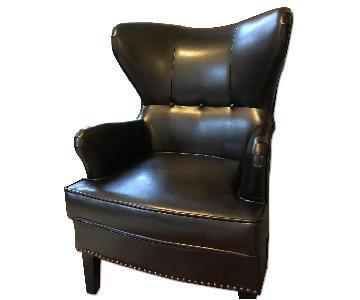 Bonded Leather Armchair