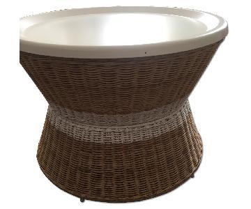 Ikea Sandhaug Tray Coffee Table