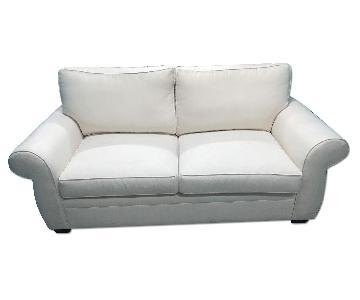 Pottery Barn 2 Seater Sofa