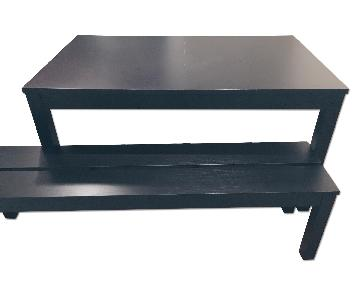 Ikea Stornas Extendable Dining Table w/ 1 Bench