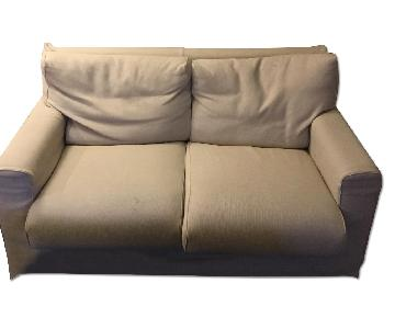 Living Divani Gregory Two Seater Sofa Bed