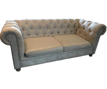 Restoration Hardware Petite Kensington Sofa