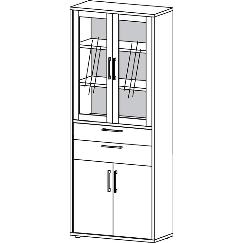Tvilum Denmark Barrister Bookcases - image-1