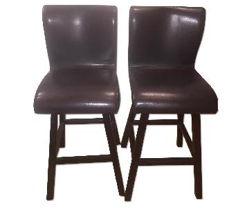 Raymour & Flanigan Bar Stools