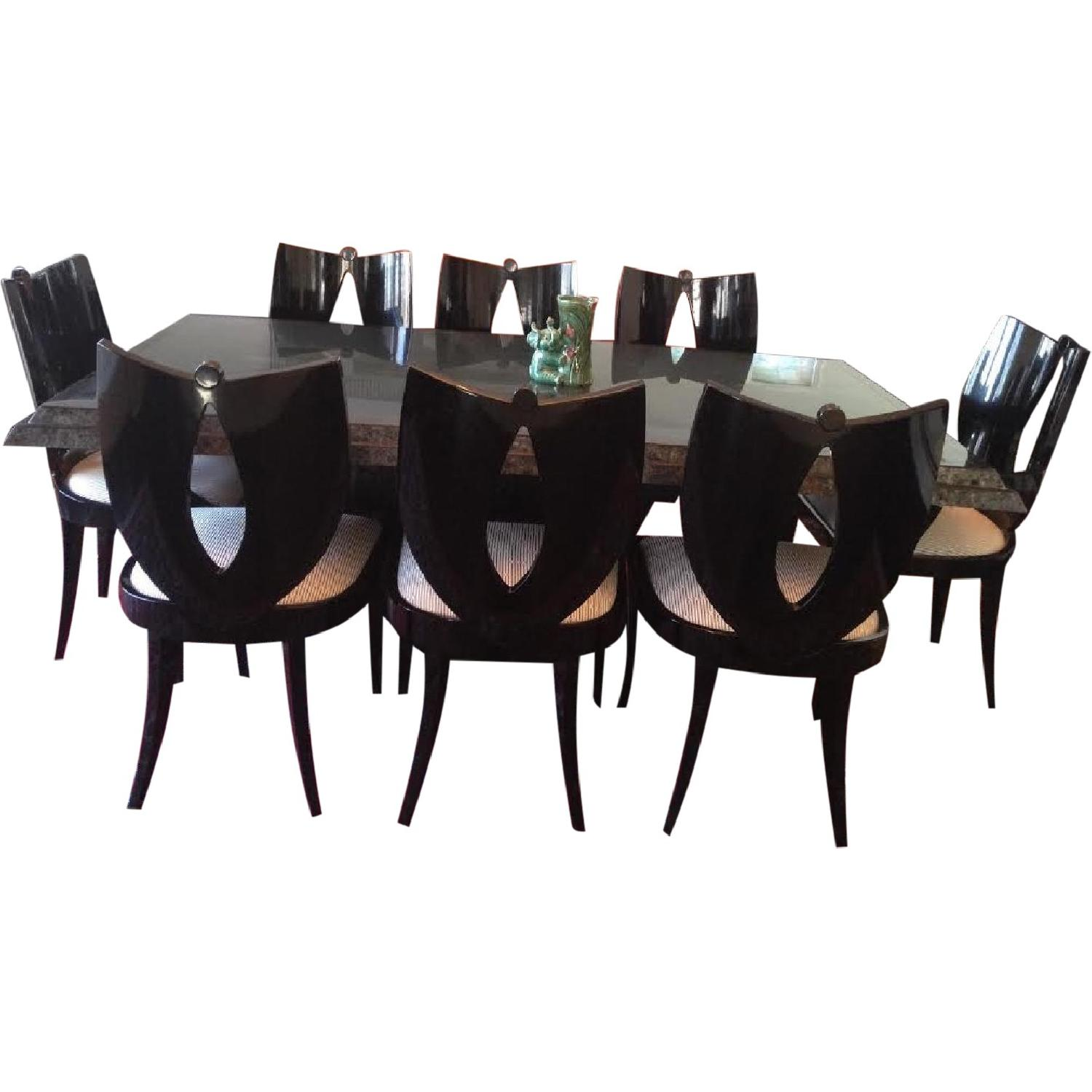 Used 10 Piece Dining Room Set For Sale In NYC
