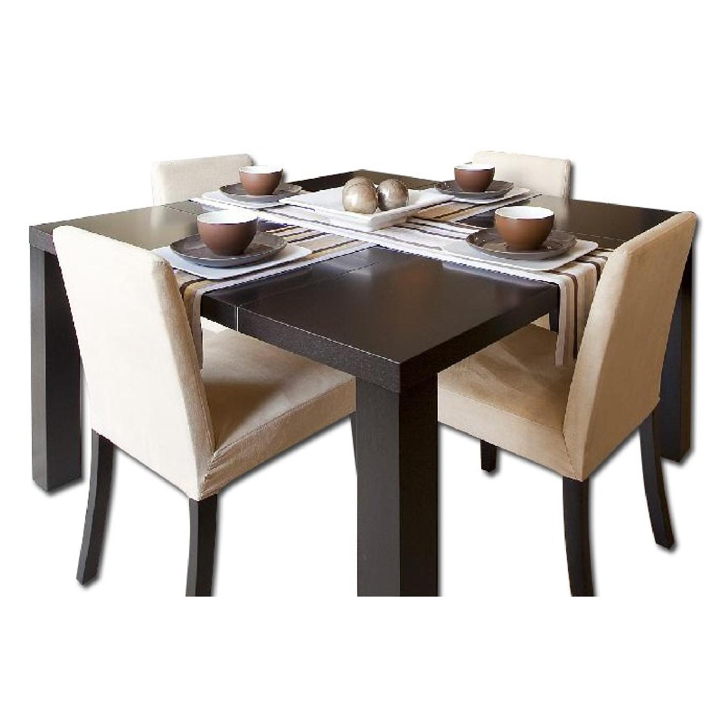 Boconcept dining table w 4 chairs aptdeco - Tafel boconcept ...
