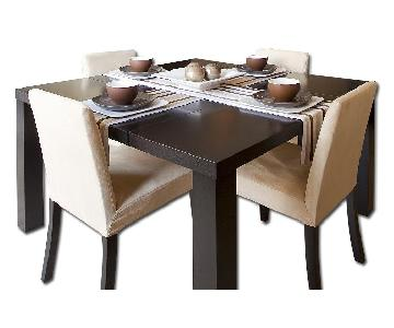 BoConcept Dining Table w/ 4 Chairs