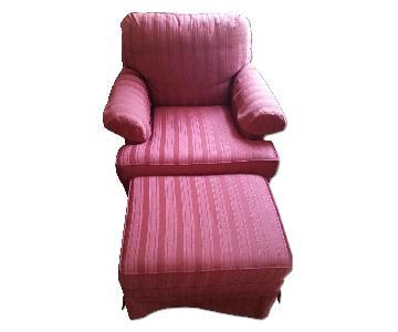 La-Z-Boy Chair & Ottoman