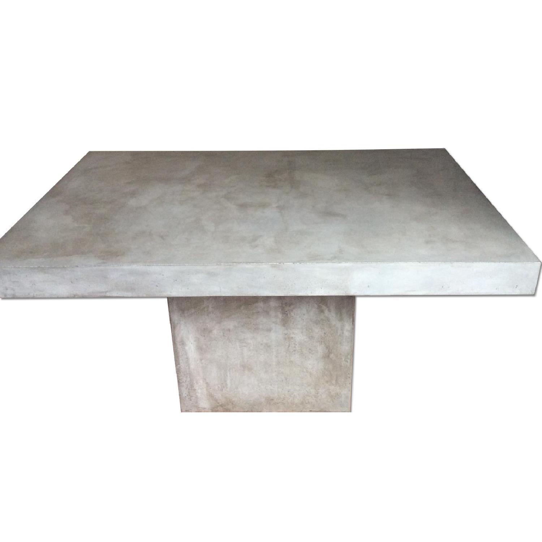 Used CB2 Fuze Grey Dining Table for sale in NYC AptDeco : 1500 1500 frame 0 from www.aptdeco.com size 1500 x 1500 jpeg 90kB