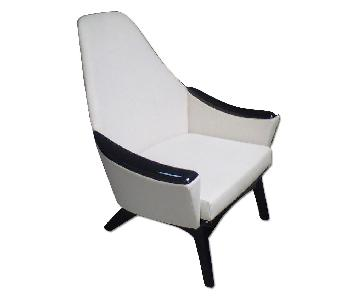 Adrian Pearsall Lounge Chair in Museum Condition