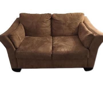 Jennifer Convertibles Loveseat