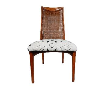 Mid-Century Mud Cloth Chair