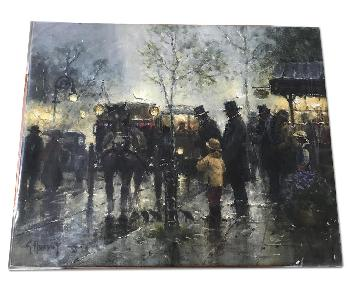 G. Harvey Original Painting