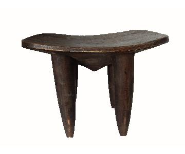 Senufo Stool/Side Table