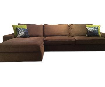 Ikea Kivik Full Size Sectional Sofa