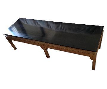 Mid Century Modern Coffee Table + 2 Side Tables