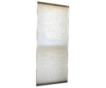 Smith & Noble Twin Cell Honeycomb Cellular Shade