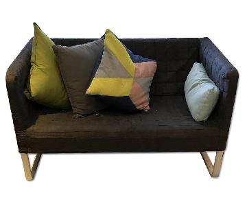 Ikea Gray Futon