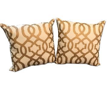 All Modern Ashford Throw Pillow