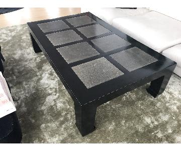 Large Asian Coffee Table