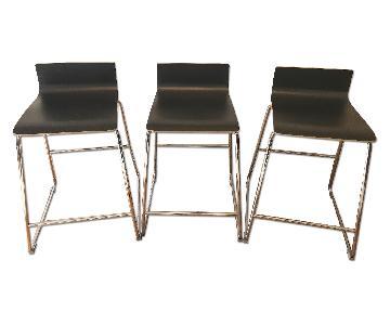 Ikea Mid-Century Modern Bar Stools
