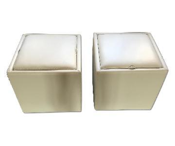 Design Within Reach Storage Cubes