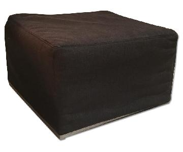 BoConcept Ottoman/Footstool w/ Sleeping Function