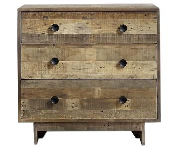 West Elm Reclaimed Wood Dresser