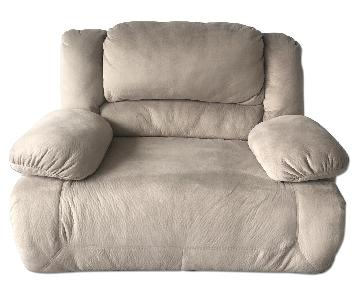 Ashley's Oversized Recliner