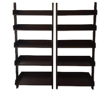 Pottery Barn Studio Wall Shelves