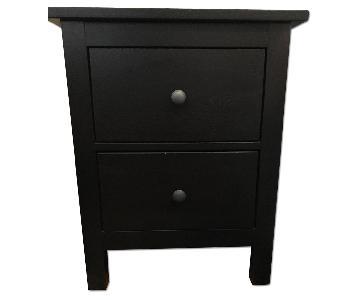 Ikea Hemnes 2 Drawer Chests/Nightstands