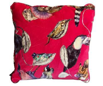 House of Hackney Empire Throw Pillows