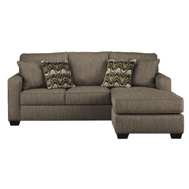 Ashley s Tanacra Sectional Sofa w Chaise AptDeco