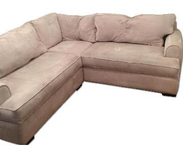 Jonathan Louis Furniture Sectional Sofa