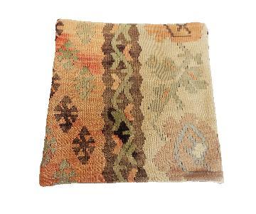 Turkish Kilim Custom Pillow cover