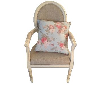 Restoration Hardware French Chair