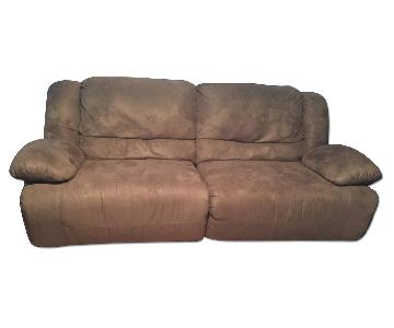 Ashley's Matching Couch + Loveseat