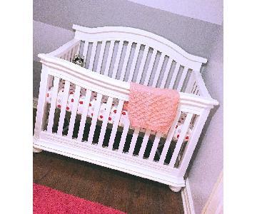 Winter White Crib