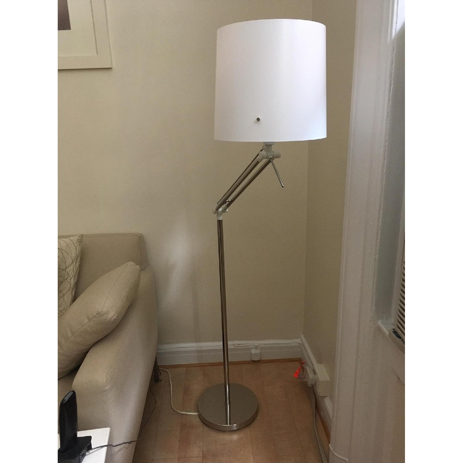 Ikea Samtid Floor Reading Lamp Aptdeco