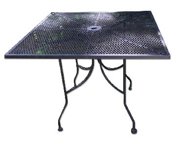 Woodard Furniture Outdoor Dining Table