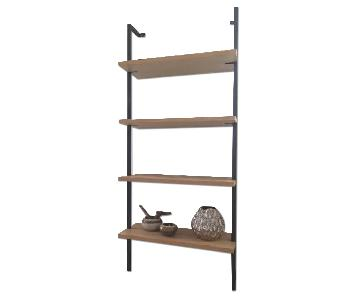 CB2 Helix Bookcase