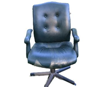 Leather Executive Desk Chair