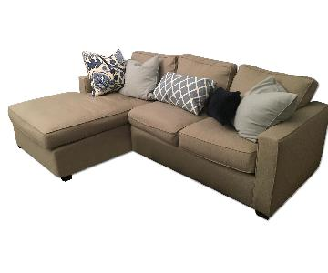 Room & Board Sectional Couch