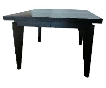 West Elm Square Dining Table w/ Expansion Leaves