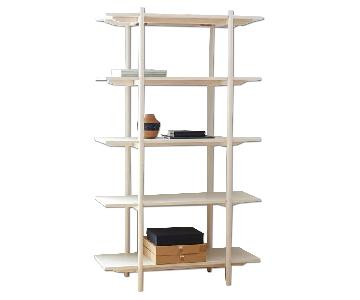 West Elm Scaffold Shelving Unit