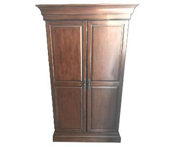 Ashley's Home Bar Wine Cabinet