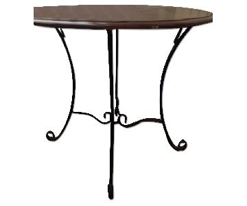 Round Dining/End Table