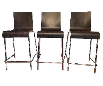 Design Within Reach Bar Chairs