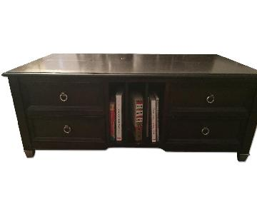 Raymour & Flanigan Lift-Top Coffee Table